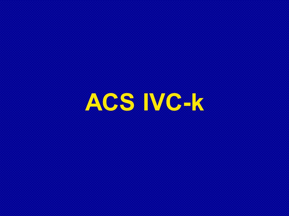 ACS IVC-k