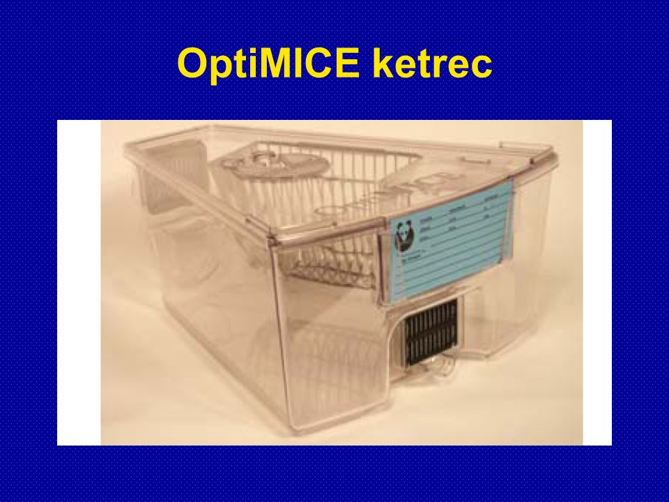OptiMICE ketrec