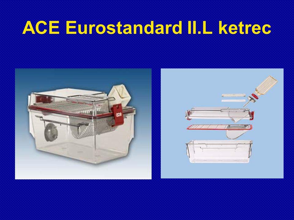 ACE Eurostandard II.L ketrec