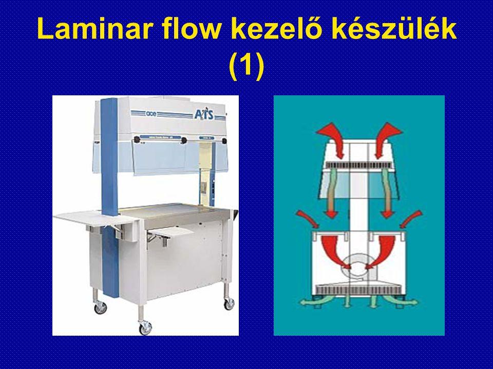 Laminar flow kezelő készülék (1)