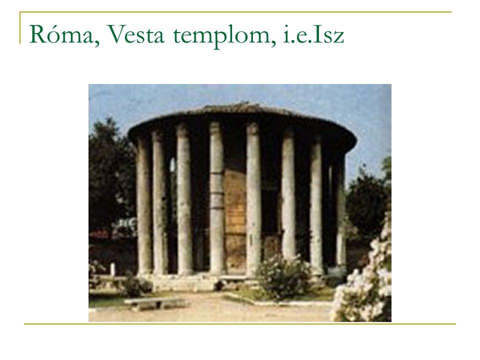 Róma, Vesta templom, i.e.Isz