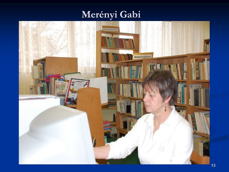 Merényi Gabi