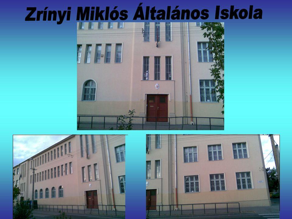 Zrínyi Miklós Általános Iskola
