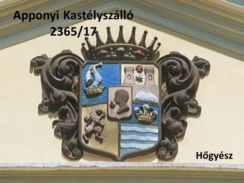 Apponyi Kastélyszálló 2365/17