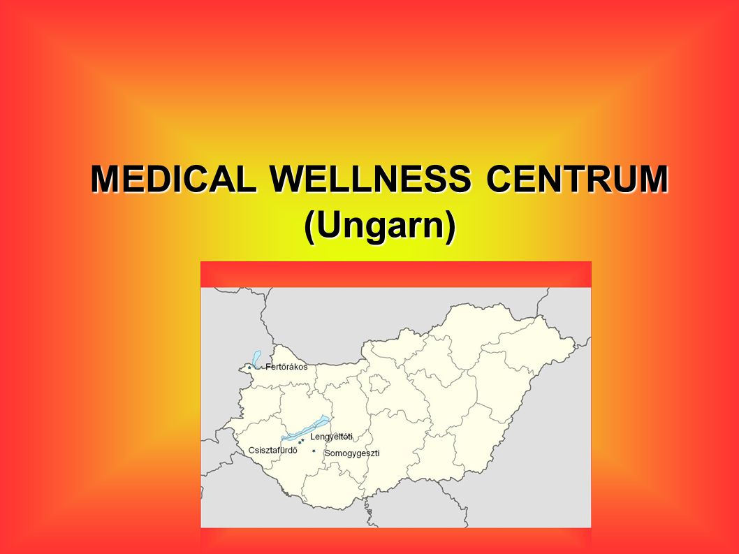 MEDICAL WELLNESS CENTRUM