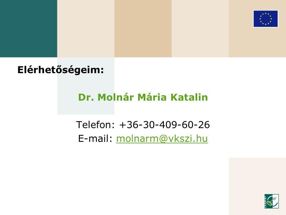 Dr. Molnár Mária Katalin