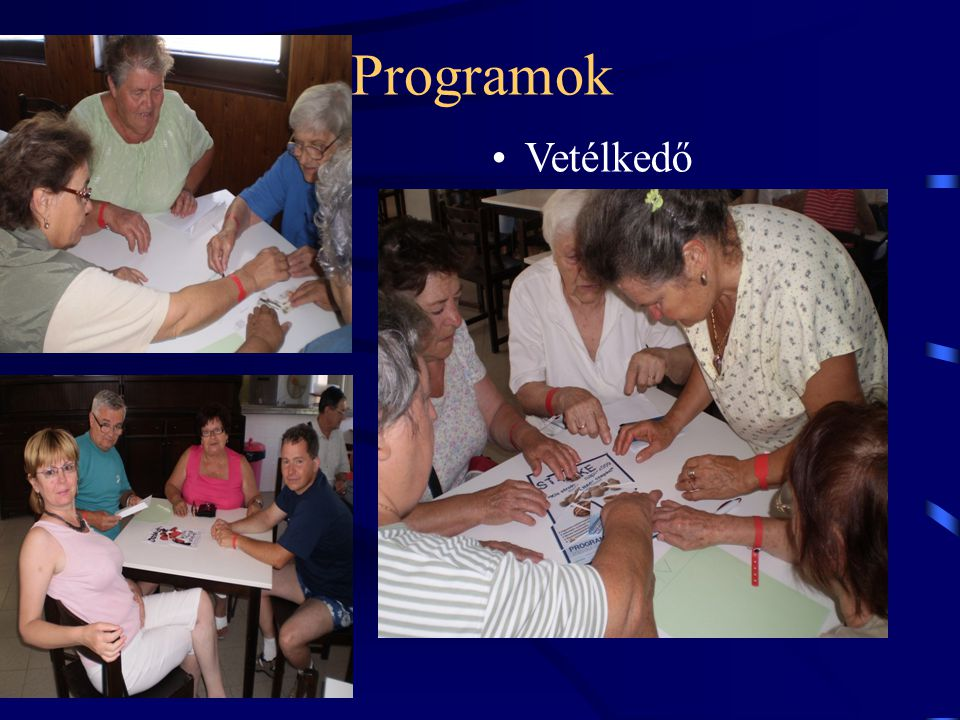 Programok Vetélkedő 15