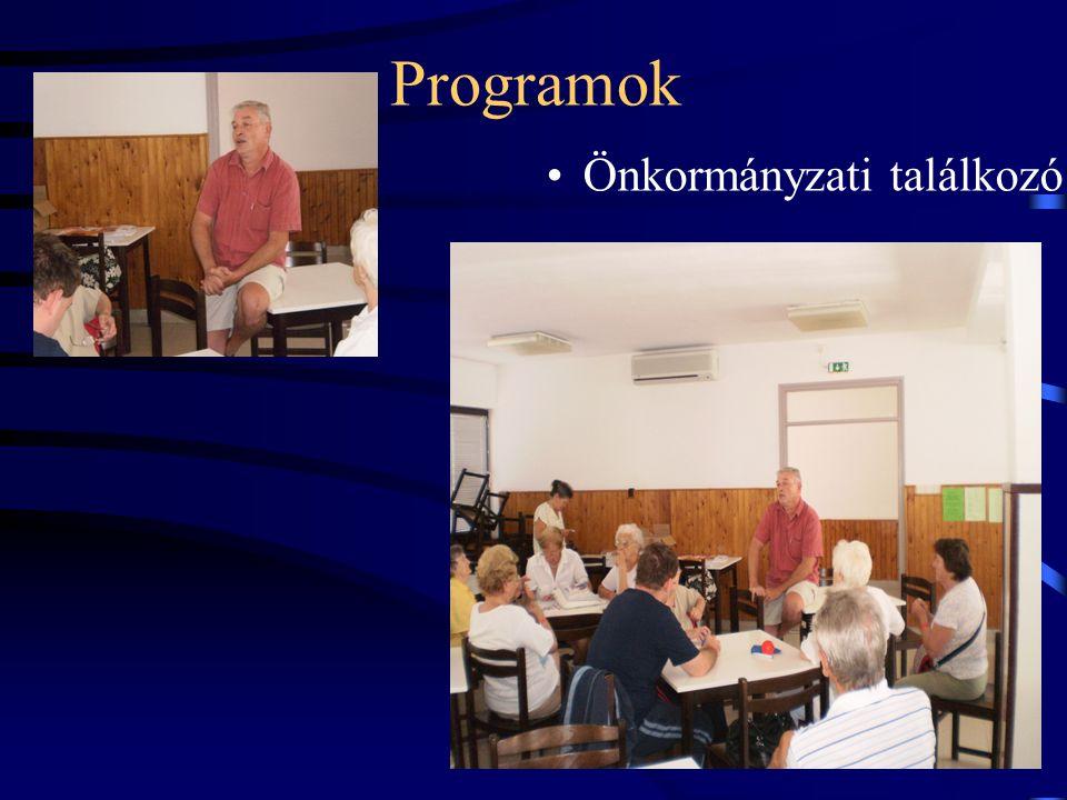 Programok Önkormányzati találkozó 21