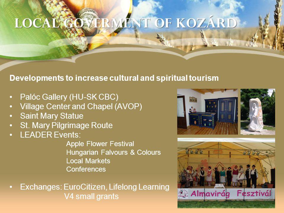 Local Goverment of Kozárd