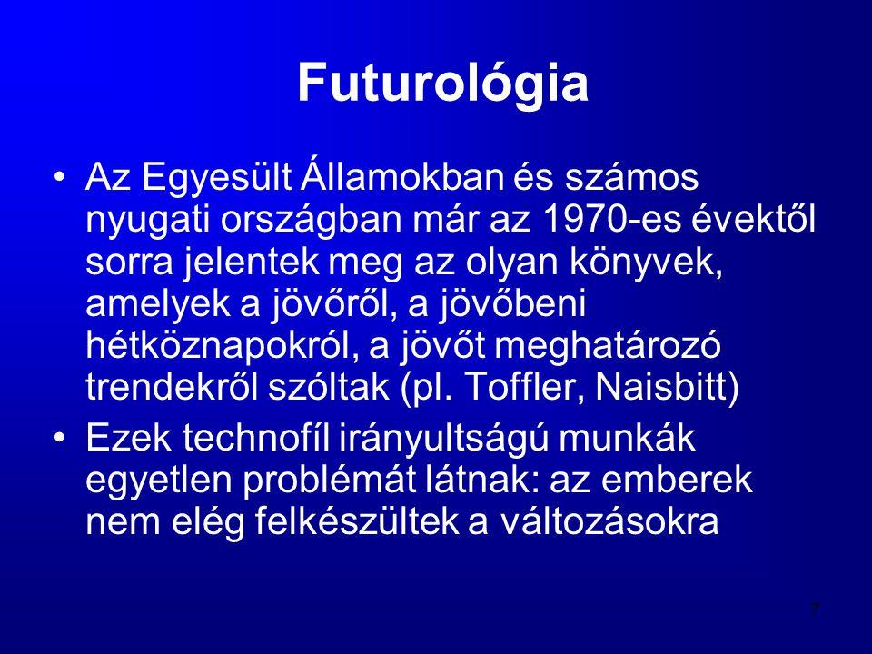 Futurológia