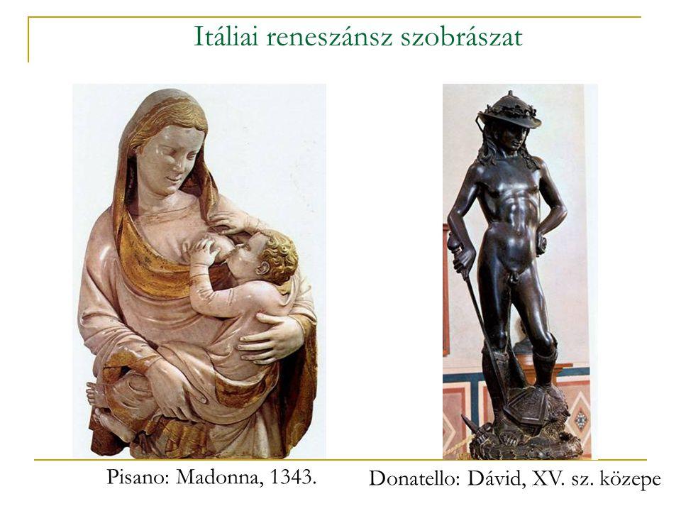 Itáliai reneszánsz szobrászat