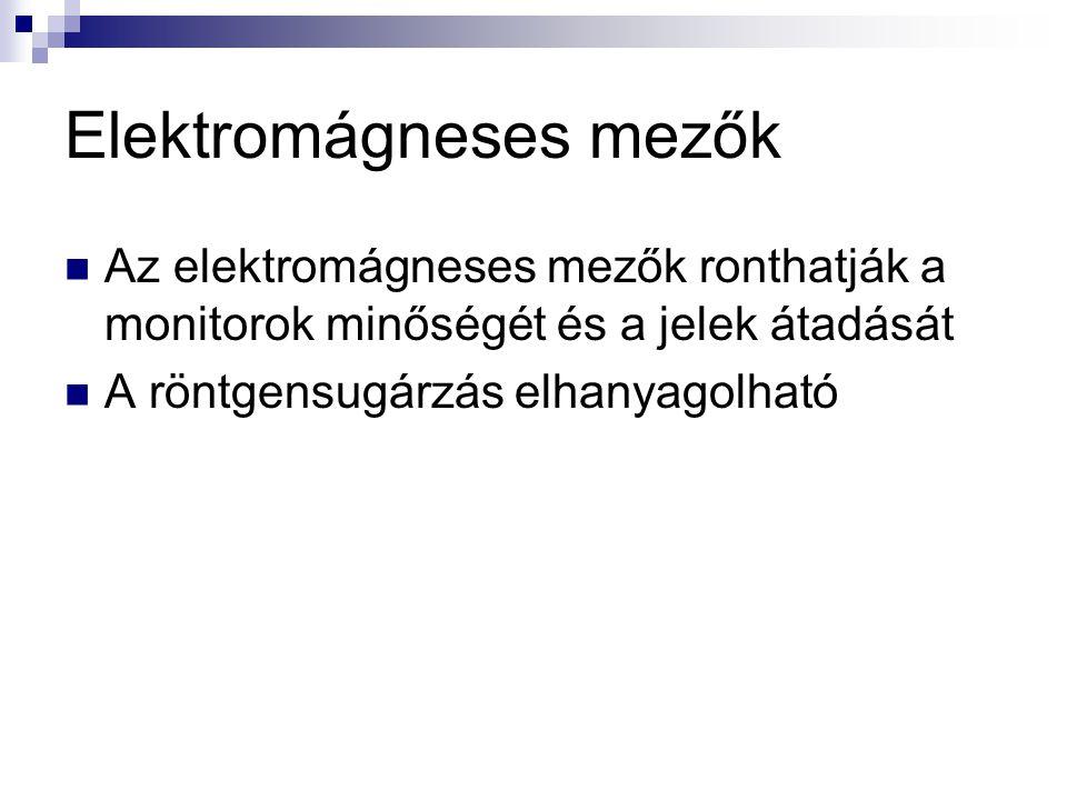 Elektromágneses mezők
