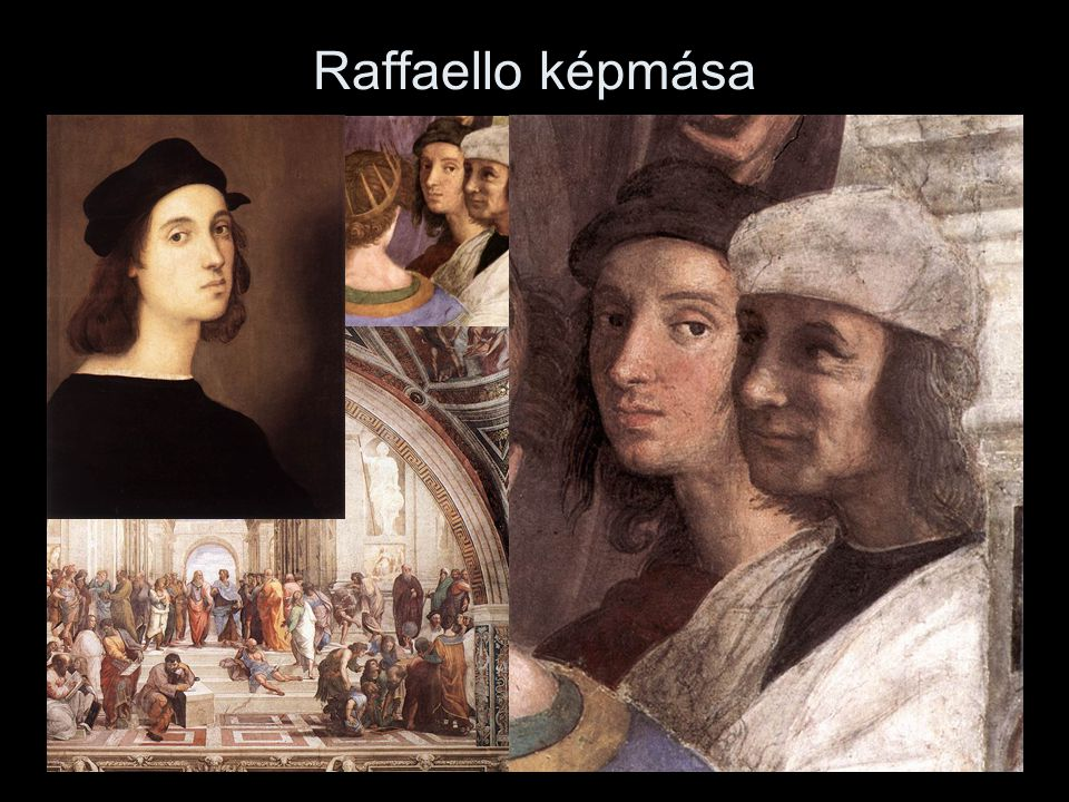 Raffaello képmása