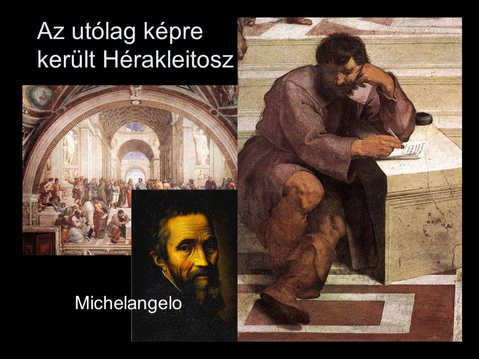 Az utólag képre került Hérakleitosz