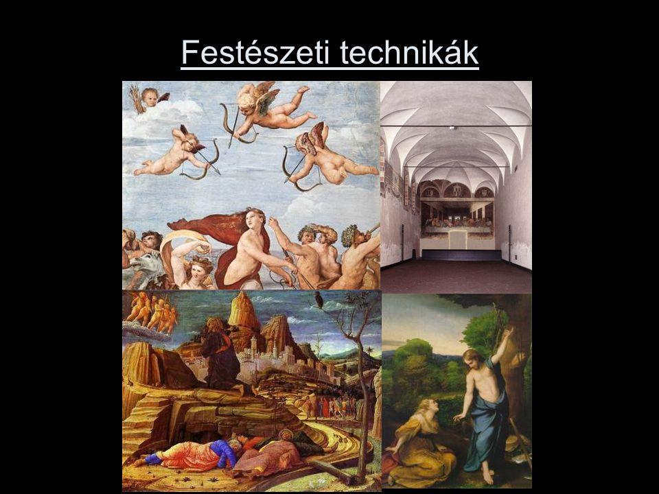 Festészeti technikák