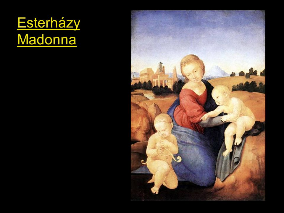 Esterházy Madonna