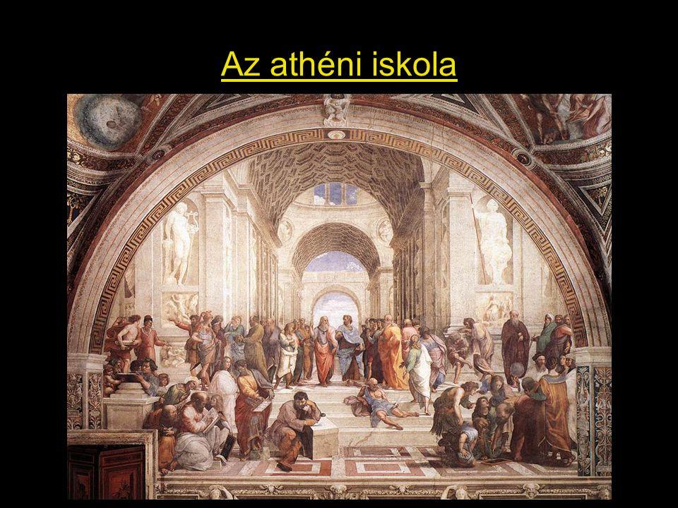 Az athéni iskola