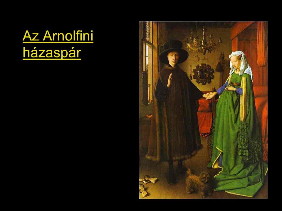 Az Arnolfini házaspár