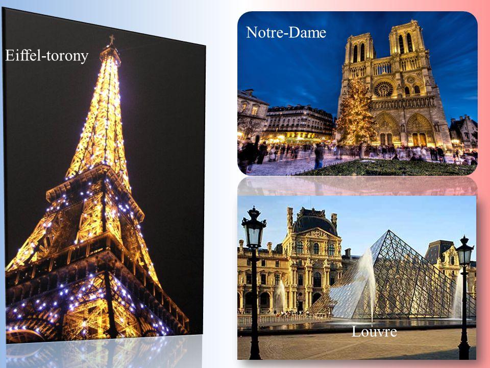 Notre-Dame Eiffel-torony Louvre