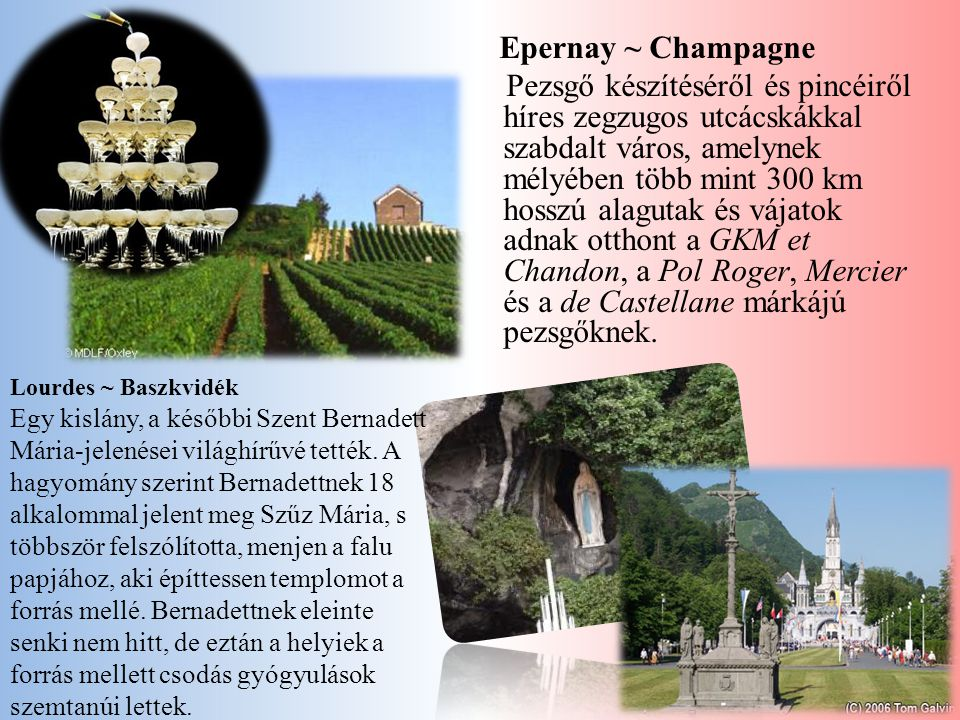 Epernay ~ Champagne