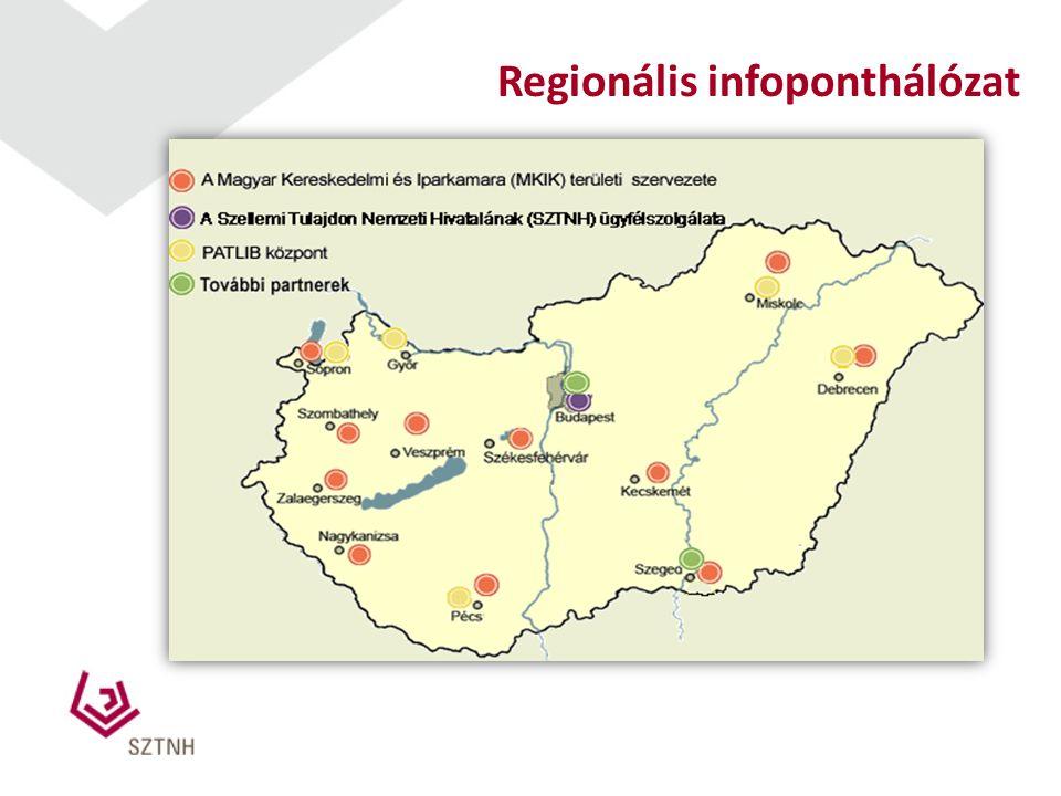Regionális infoponthálózat