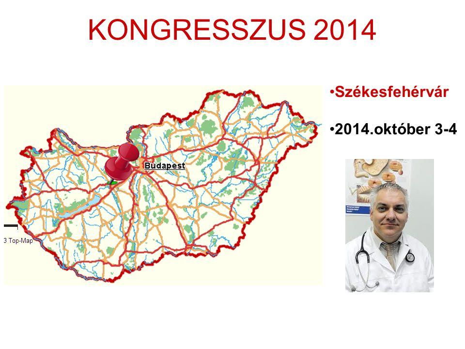 KONGRESSZUS 2014 Székesfehérvár 2014.október 3-4