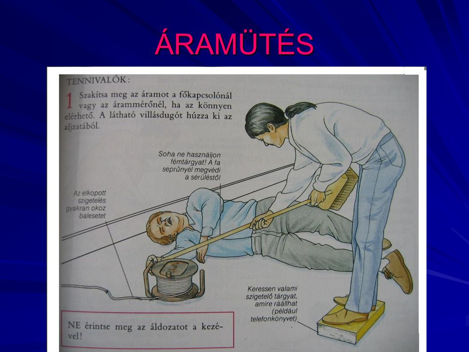 ÁRAMÜTÉS