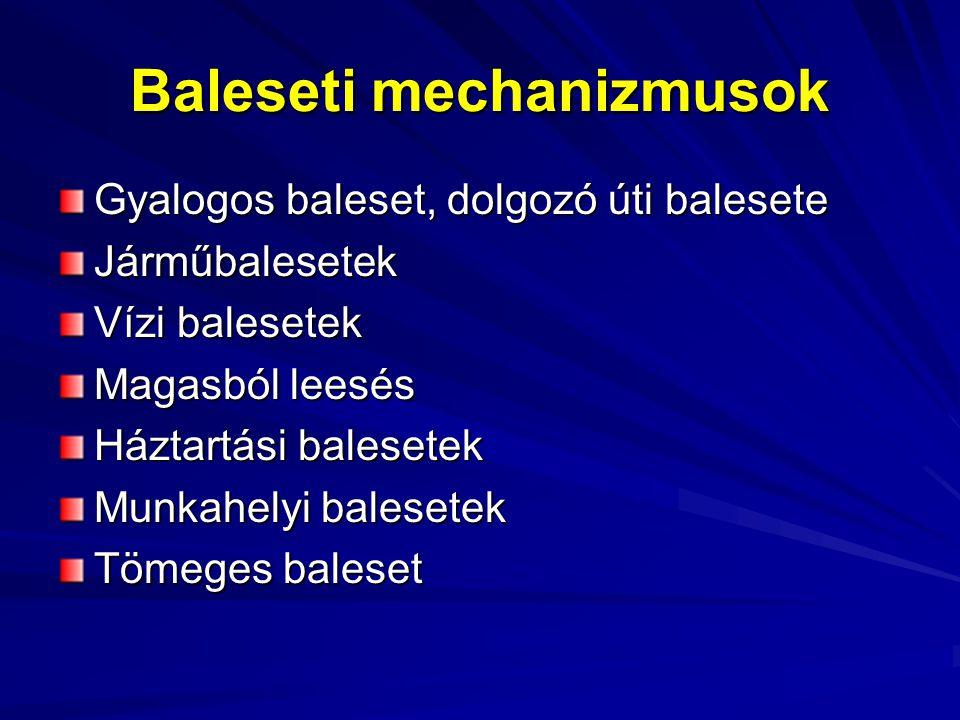 Baleseti mechanizmusok