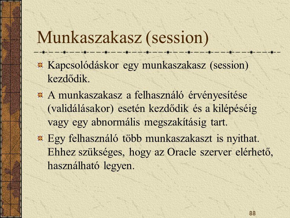 Munkaszakasz (session)