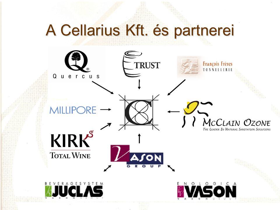 A Cellarius Kft. és partnerei