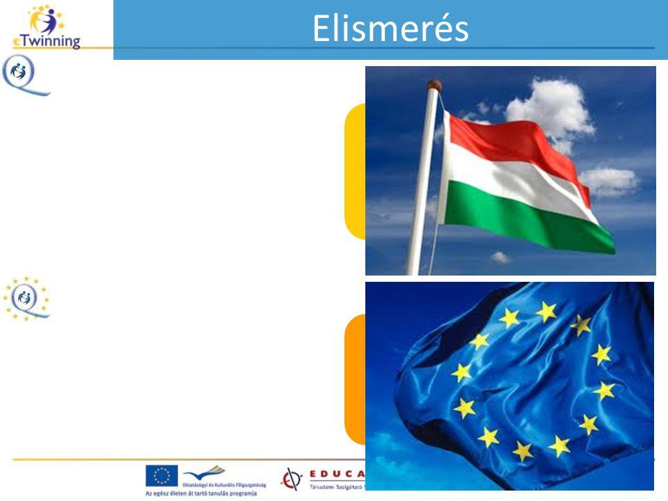 Elismerés Minősített eTwinning projekt cím (hazai)