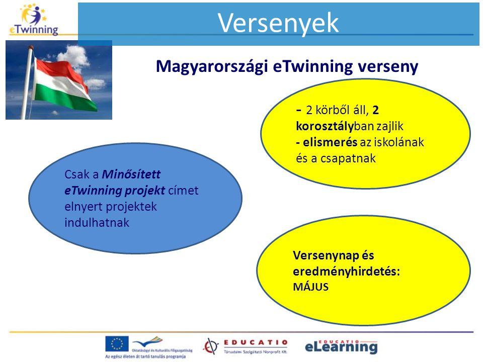 Magyarországi eTwinning verseny