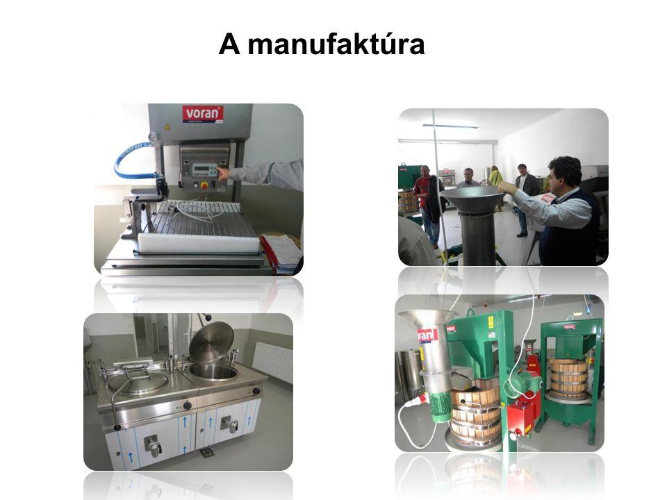 A manufaktúra
