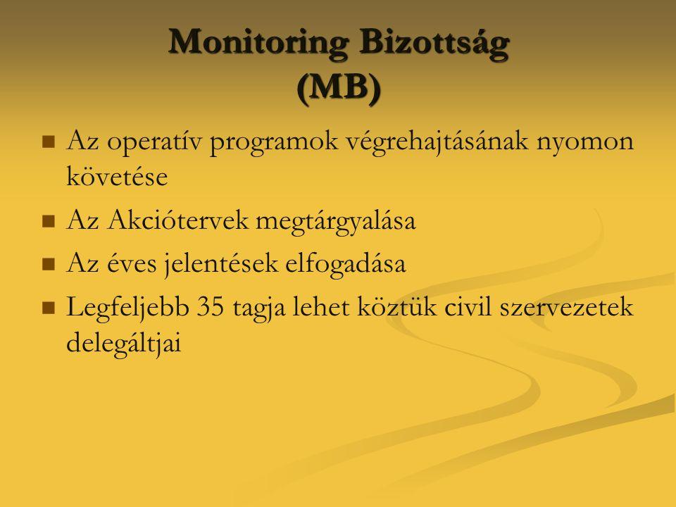 Monitoring Bizottság (MB)