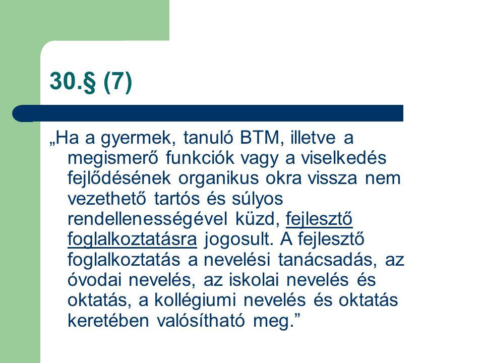 30.§ (7)