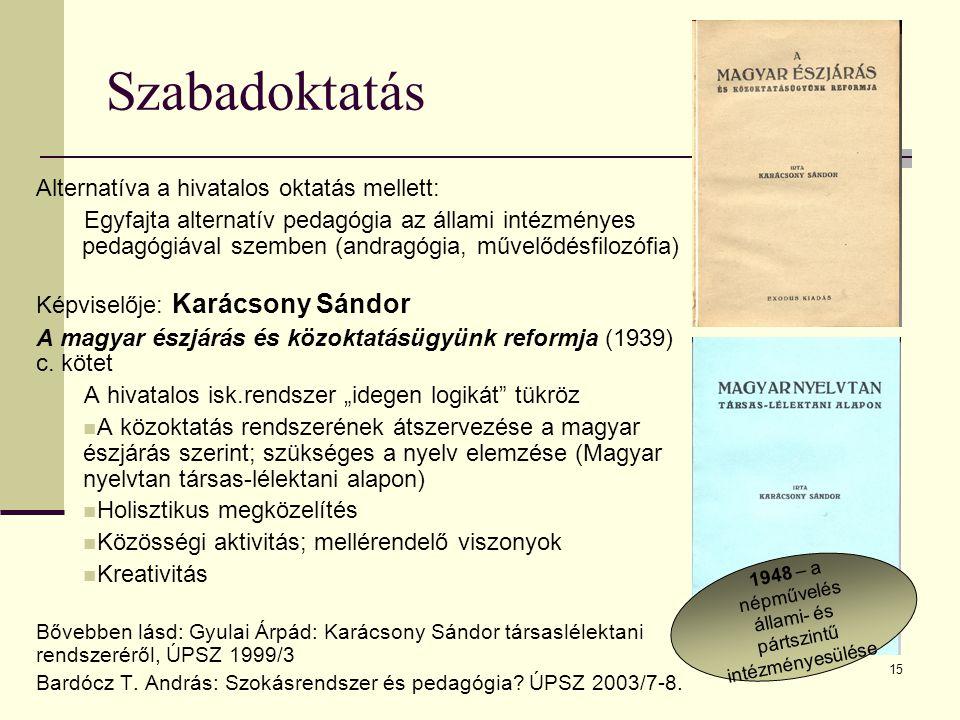 1948 – a népművelés állami- és pártszintű intézményesülése