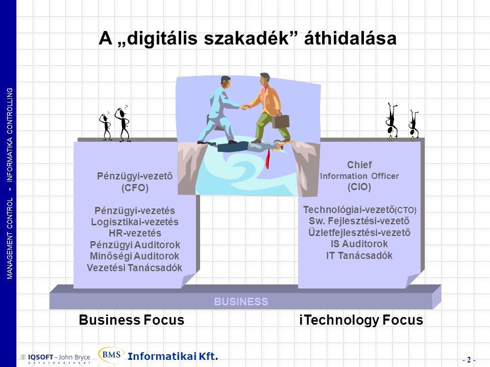 """A """"digitális szakadék áthidalása"""