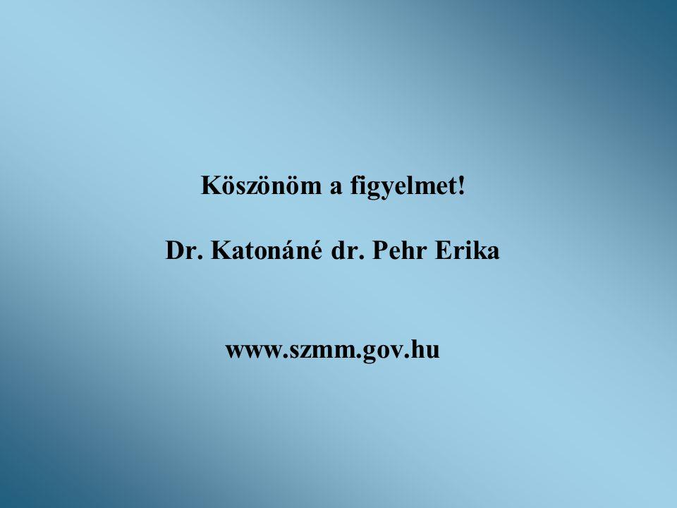 Dr. Katonáné dr. Pehr Erika