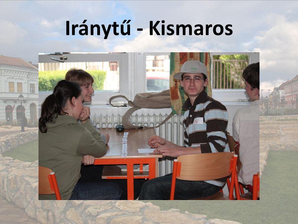 Iránytű - Kismaros