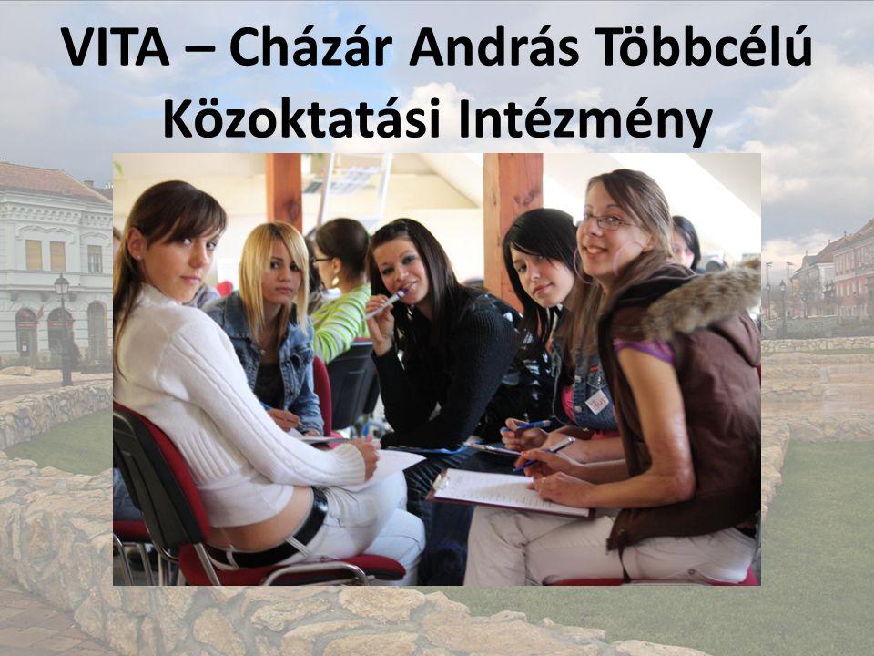 VITA – Cházár András Többcélú Közoktatási Intézmény