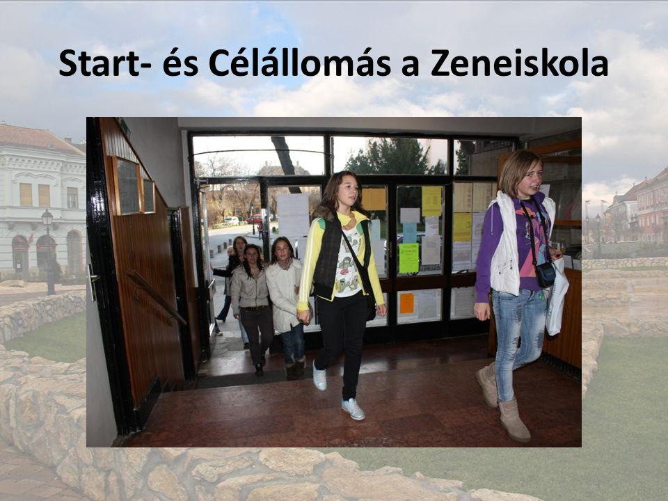 Start- és Célállomás a Zeneiskola