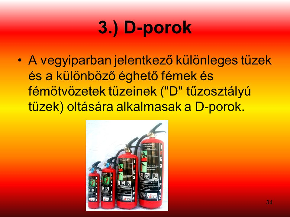 3.) D-porok