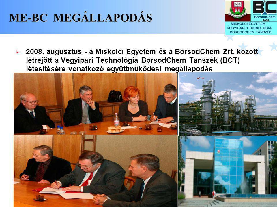 ME-BC MEGÁLLAPODÁS