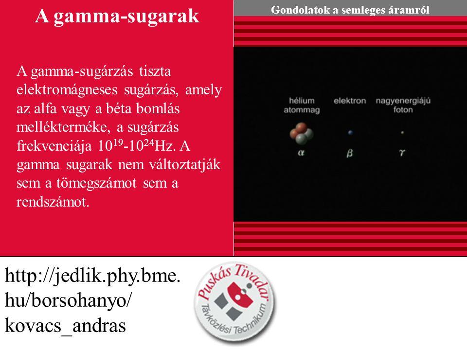 A gamma-sugarak