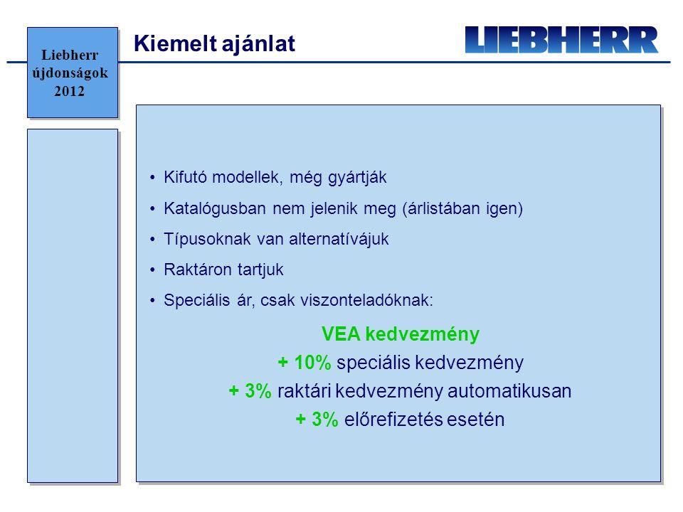 Kiemelt ajánlat VEA kedvezmény + 10% speciális kedvezmény