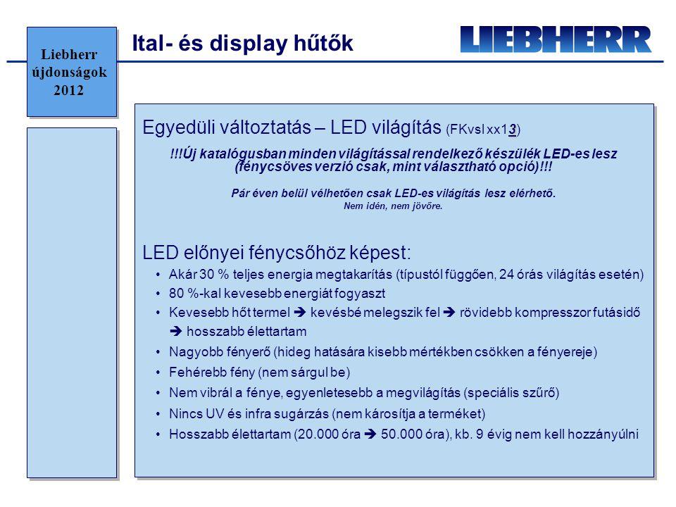 Pár éven belül vélhetően csak LED-es világítás lesz elérhető.