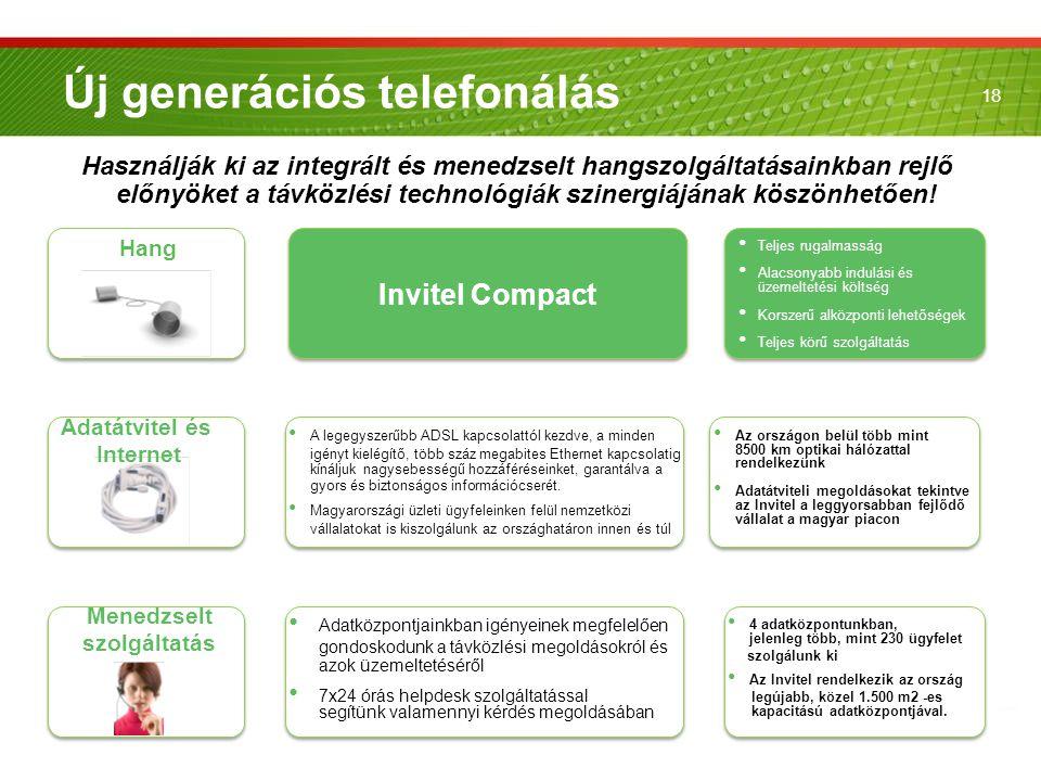 Új generációs telefonálás