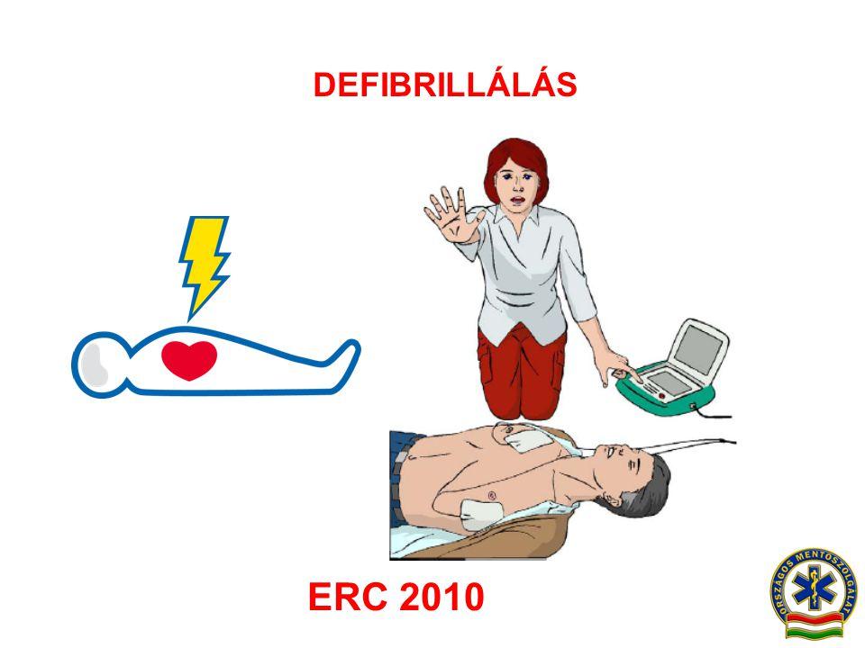 DEFIBRILLÁLÁS ERC 2010