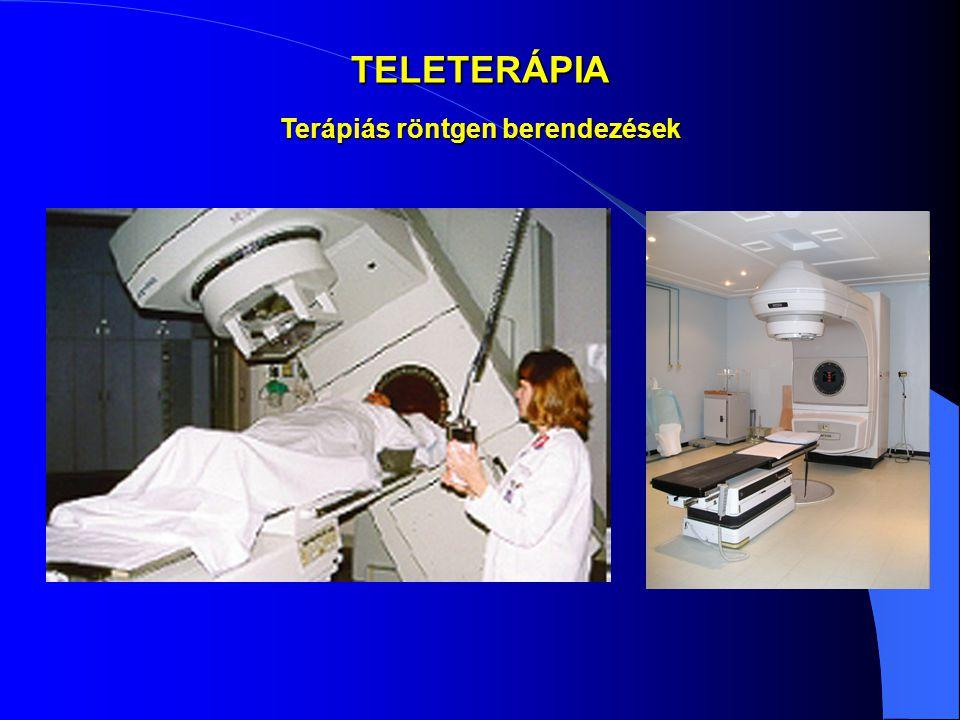 Terápiás röntgen berendezések