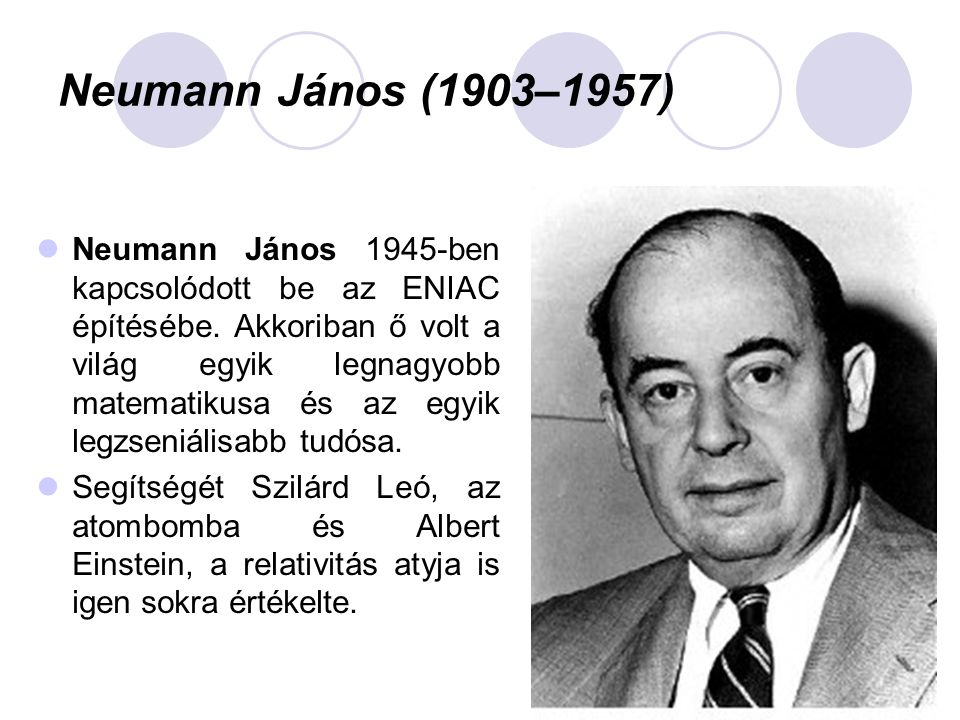 Neumann János (1903–1957)